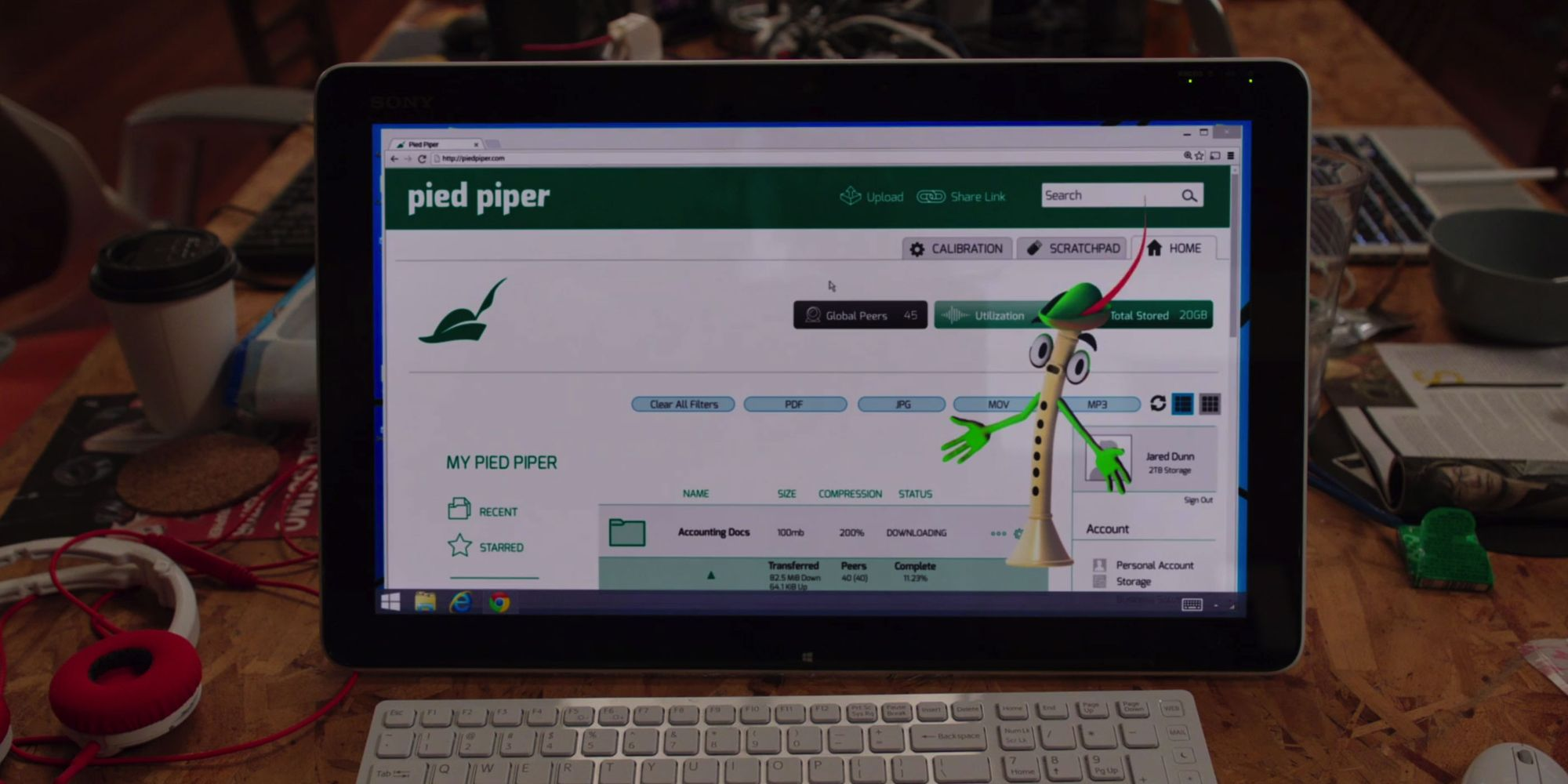 Fictional Pied Piper's app tanked because of a bad user experience